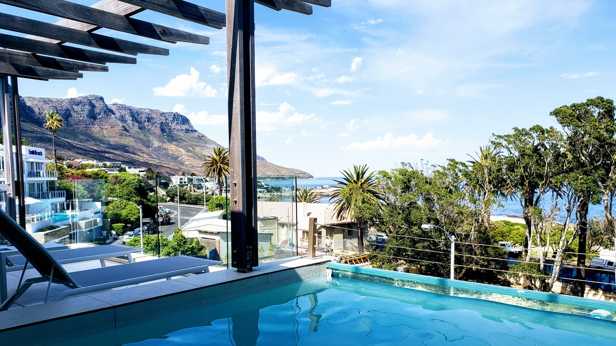 pool to sea view camps bay