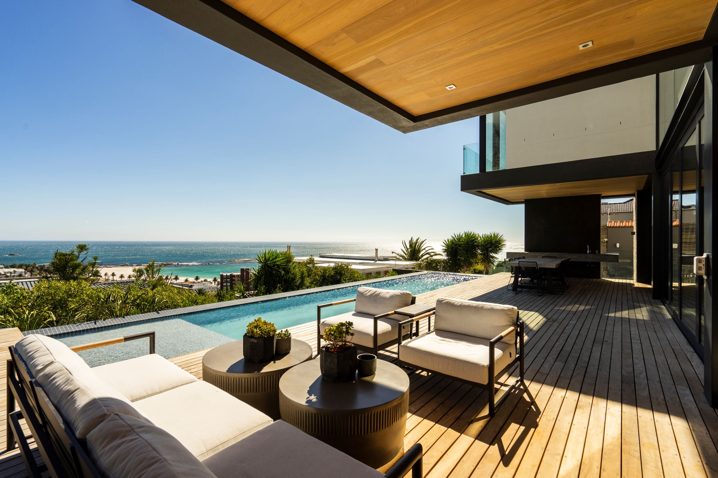 Stefan Antoni designed Villa Camps Bay
